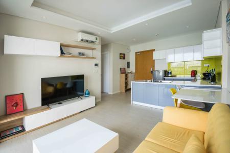 Cho thuê căn hộ Diamond Island - Đảo Kim Cương 1 phòng ngủ, đầy đủ tiện ích, view tiện ích nội khu