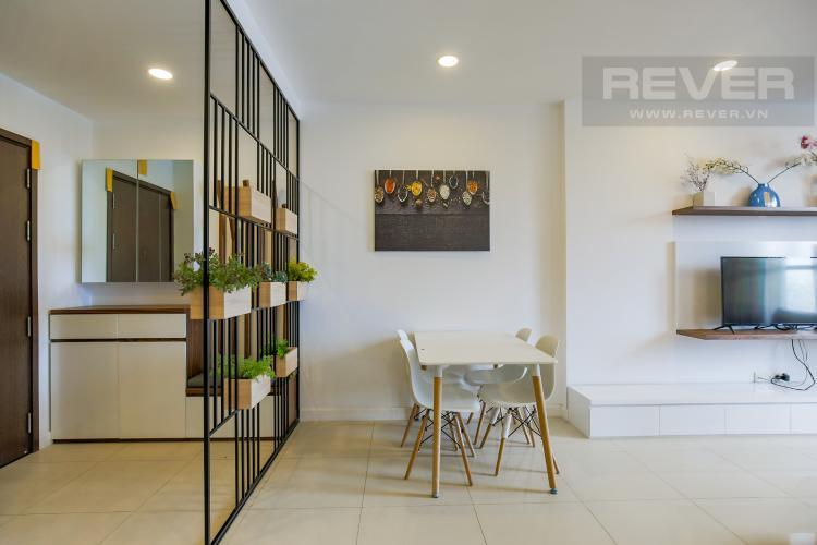 Phòng Khách Bán căn hộ Icon 56 3PN, diện tích 87m2, đầy đủ nội thất