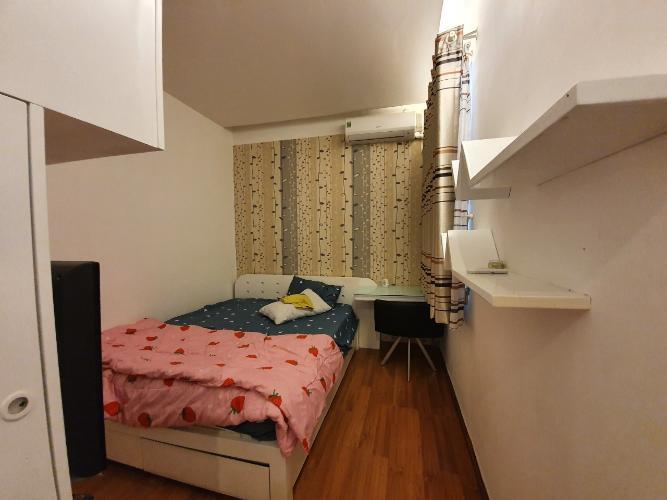 Phòng ngủ căn hộ Sky Garden 3 Căn hộ Sky Garden 3 view nội khu thoáng đãng, tầng trung.