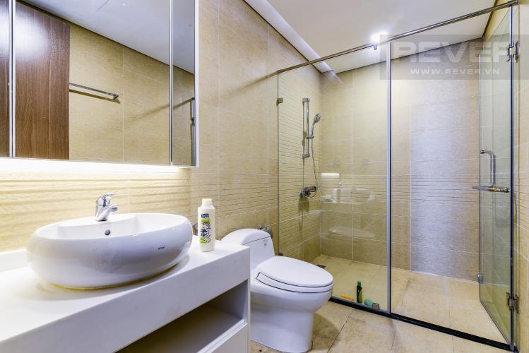 Phòng Tắm 2 Căn hộ Vinhomes Central Park tầng cao, park 1, 3 phòng ngủ full nội thất
