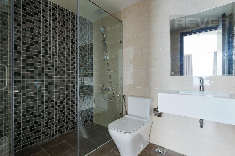 Phòng Tắm 1 Căn hộ The Tresor 2 phòng  ngủ tầng thấp TS1 hướng Đông Bắc