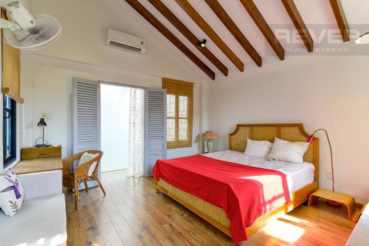 Phòng Ngủ 2 Bán nhà phố 2 tầng, Đường Số 5, Villa Thảo Điền Compound Q.2, diện tích đất 143m2, đầy đủ nội thất