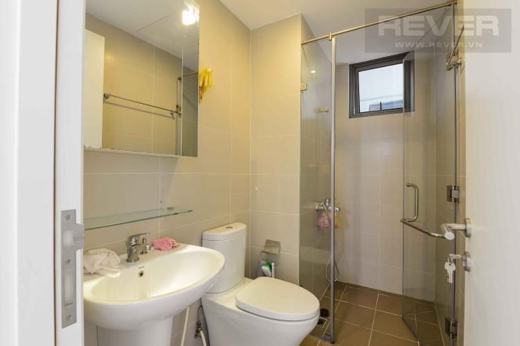 Toilet Cho thuê căn hộ Masteri Thảo Điền 2PN, tầng trung, tháp T3, hướng Tây Nam vượng khí
