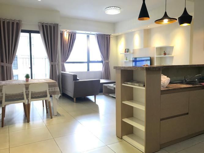 Không gian căn hộ Masteri Thảo Điền , Quận 2 Căn hộ Masteri Thảo Điền nội thất đầy đủ sang trọng, tầng 19