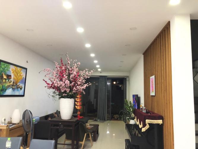 Bán nhà phố đường Tôn Thất Thuyết, diện tích đất 70.9m2, diện tích sử dụng 120.9m2, không có nội thất