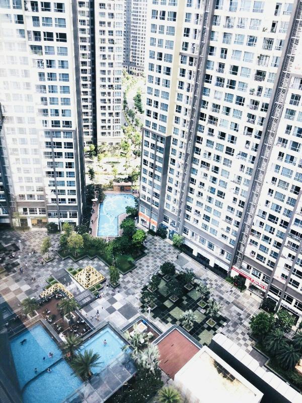 0bd83a3badd84b8612c9 Bán hoặc cho thuê căn hộ Vinhomes Central Park 1PN, tháp Landmark 81, đầy đủ nội thất, hướng ban công Đông Nam