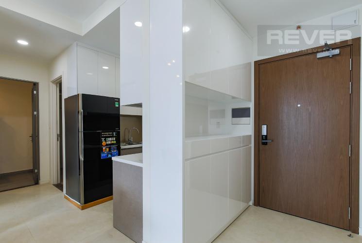Kệ Giày Cho thuê căn hộ Masteri Millennium 1PN 1WC, đầy đủ nội thất, view sông