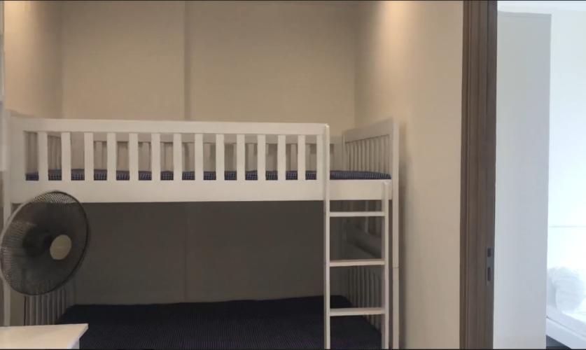 Phòng ngủ Vinhomes Grand Park Quận 9 Căn hộ Vinhomes Grand Park tầng cao, đầy đủ nội thất tiện nghi.