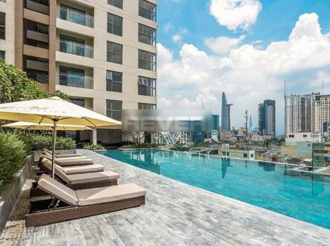 Tiện ích căn hộ Masteri Millennium quận 4 Căn hộ tầng 12 Masteri Millennium nội thất đầy đủ, view sông thoáng mát