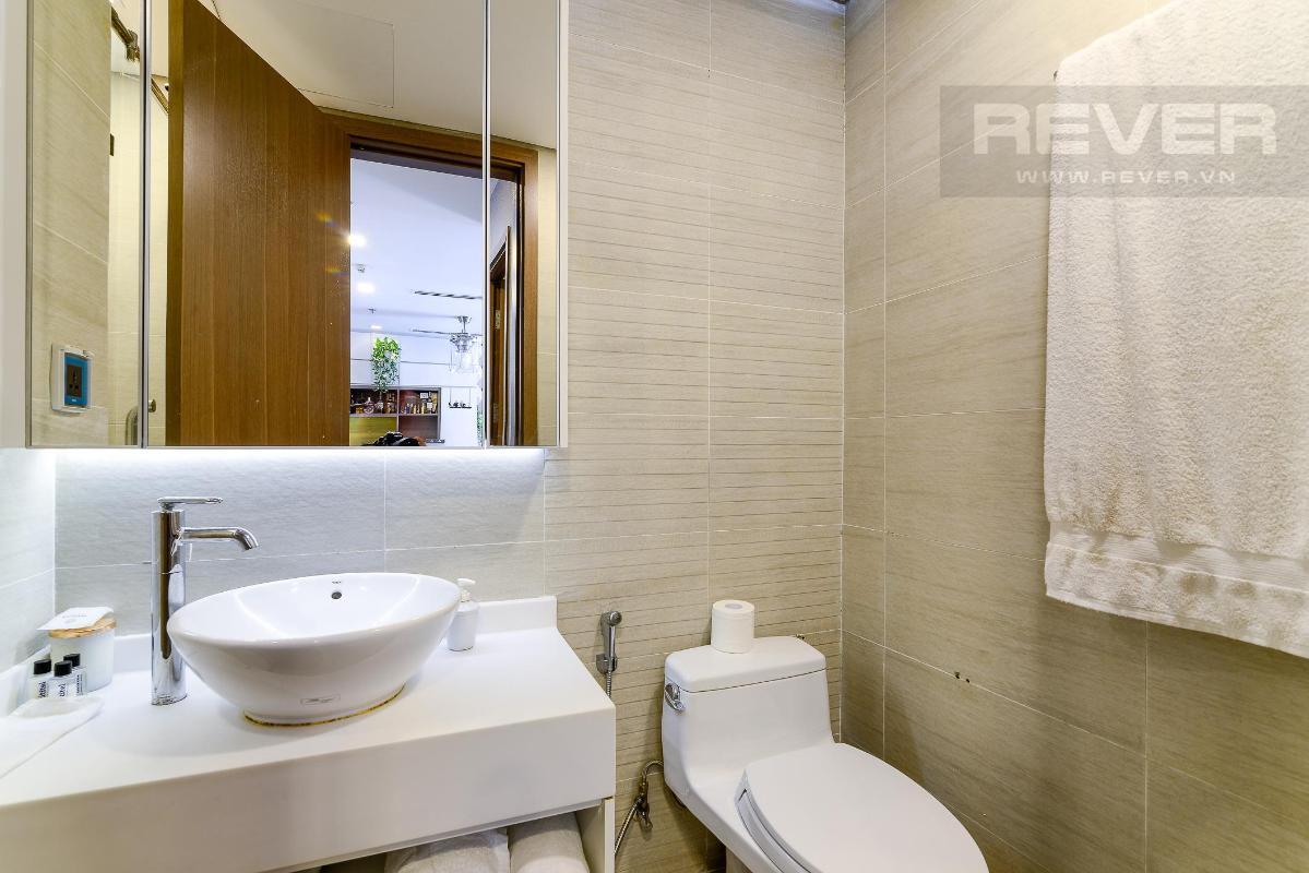 26 Cho thuê căn hộ Vinhomes Central Park 2PN, tháp Park 1, đầy đủ nội thất, view sông thoáng mát