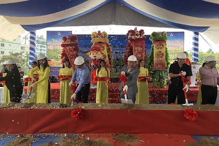Chính thức động thổ dự án King Crown Village Thảo Điền quy mô 1.400 tỷ đồng