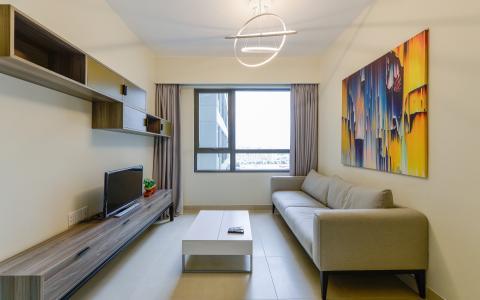 Căn hộ Masteri Thảo Điền tầng cao T4 tiện nghi, nội thất sang trọng
