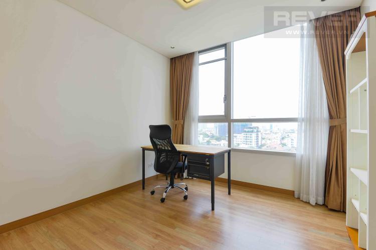 Phòng Ngủ 1 Cho thuê căn hộ Xi Riverview Palace tầng trung 3 phòng ngủ, đầy đủ nội thất, view sông mát mẻ