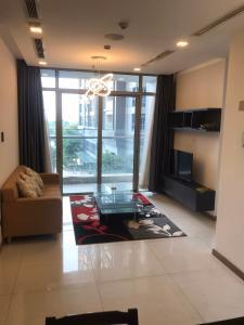 Bán căn hộ Vinhomes Central Part 6, tầng thấp, 2 phòng ngủ, diện tích 70m2, đầy đủ nội thất