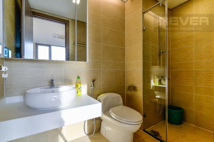 Phòng Tắm 2 Officetel Vinhomes Central Park 2 phòng ngủ tầng cao P7 đầy đủ tiện nghi