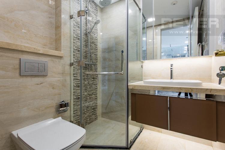 Phòng Tắm Căn hộ Vinhomes Golden River 1 phòng ngủ tầng cao A1 hướng Tây Nam