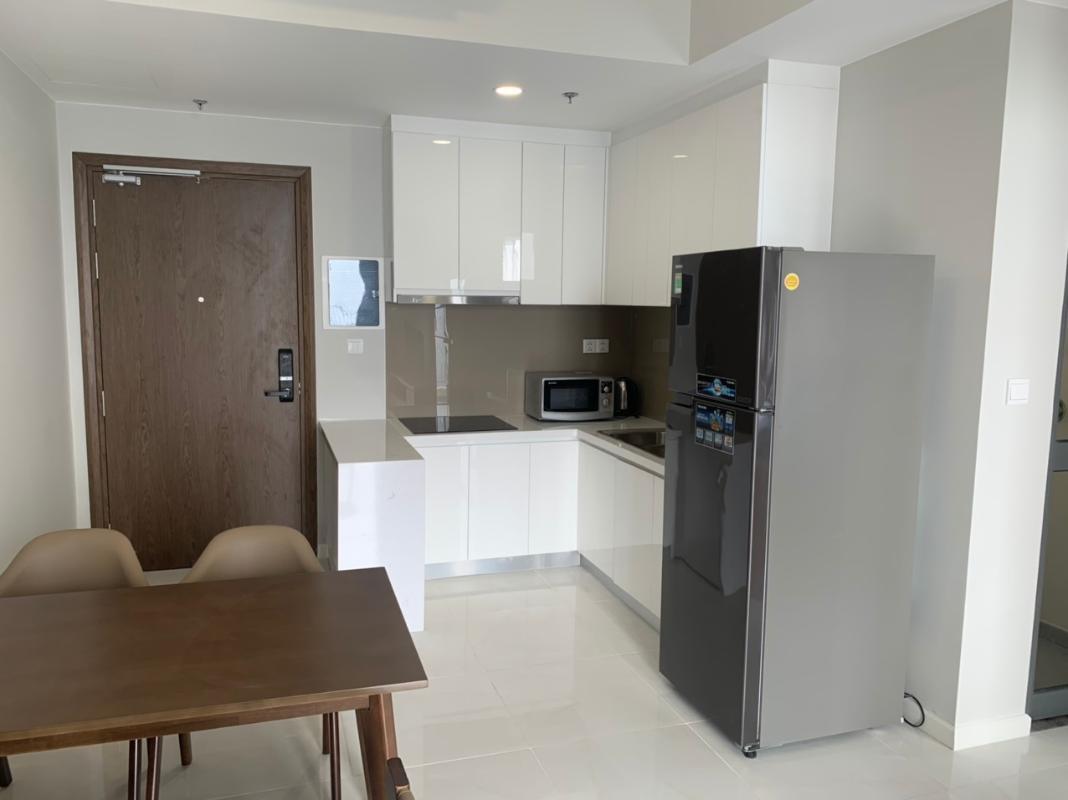 Không gian bếp Căn hộ Masteri An Phú Cho thuê căn hộ Masteri An Phú 2 phòng ngủ, tầng cao, đầy đủ nội thất
