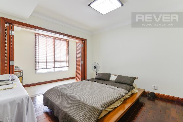 Phòng Ngủ 1 Căn hộ The Manor 4 phòng ngủ tầng cao tháp G đầy đủ tiện nghi