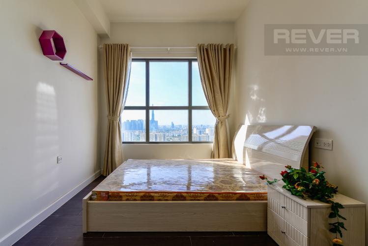 Phòng Ngủ 2 Căn hộ The Sun Avenue tầng cao, 3PN, đầy đủ nội thất, view công viên
