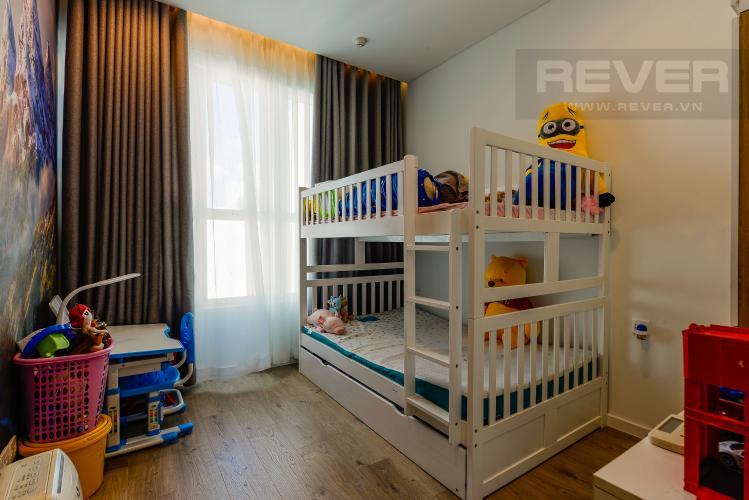 Phòng ngủ 2 Căn hộ Sadora Sala Đại Quang Minh 2PN đầy đủ nội thất, view hồ bơi và công viên