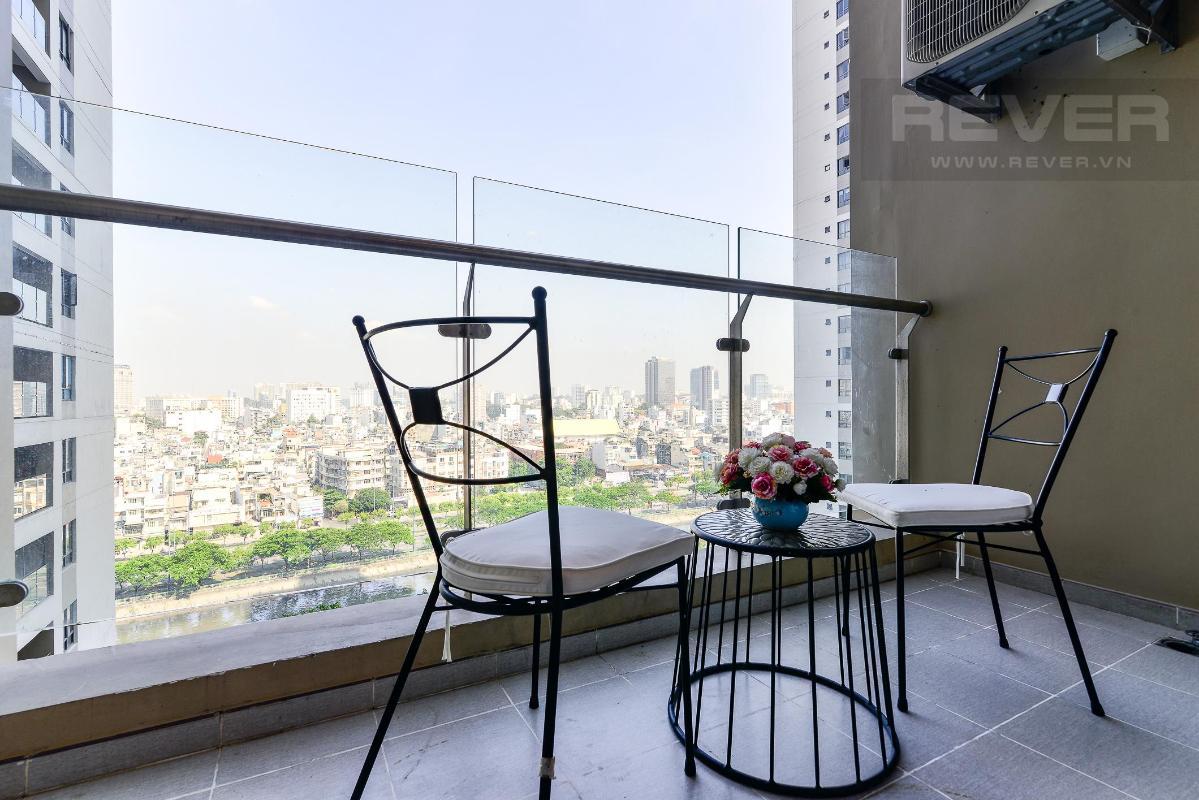 9214f95dda563c086547 Cho thuê căn hộ The Gold View 2PN, tầng thấp, diện tích 91m2, đầy đủ nội thất, view thành phố và hồ bơi