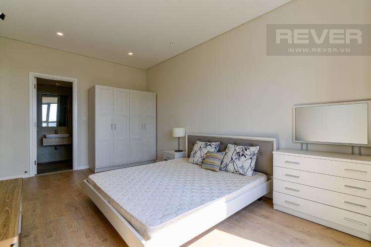 Phòng Ngủ 1 Cho thuê căn hộ Diamond Island - Đảo Kim Cương 2PN, đầy đủ nội thất, view hồ bơi