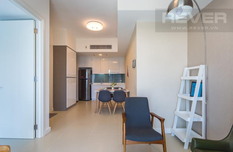 Tổng Quan Cho thuê căn hộ Madison Gateway Thảo Điền tầng cao, 1PN, đầy đủ nội thất
