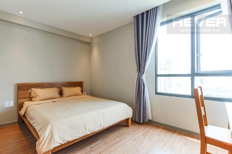 Phòng Ngủ 3 Căn hộ The Gold View 3 phòng ngủ tầng trung tháp B hướng Đông Nam