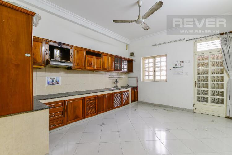 Nhà Bếp Nhà phố 4 phòng ngủ đường Quốc Hương Thảo Điền Quận 2