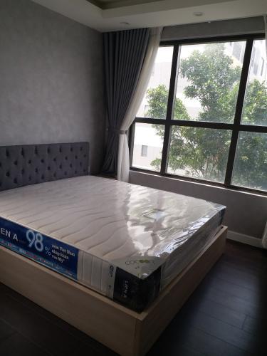 Phòng ngủ căn hộ Masteri Thảo Điền Căn hộ Masteri Thảo Điền view sông, đầy đủ nội thất.