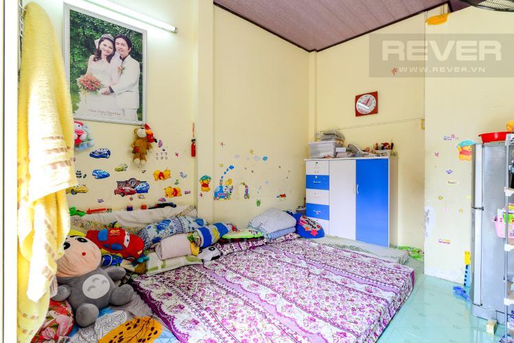 Phòng Ngủ Tầng 1 Bán nhà phố hẻm đường Yên Đỗ, 2 tầng, 4 phòng ngủ, cách chợ Bà Chiểu 100m