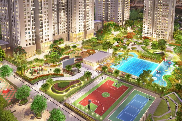 Saigon South Residence - tien-ich-noi-khu-can-ho-Saigon-South-Residence