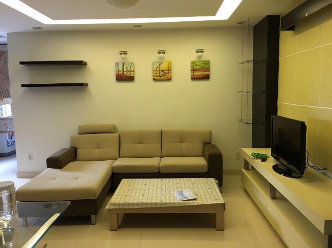 Bán căn hộ H1 Hoàng Diệu, diện tích 76.29m2 - 2 phòng ngủ, đầy đủ nội thất, sổ hồng chính chủ.