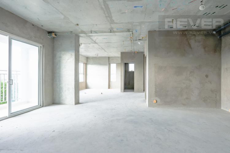 Không Gian Phòng Khách Bán căn hộ Sunrise Riverside tầng cao 3PN diện tích rộng rãi, view đẹp