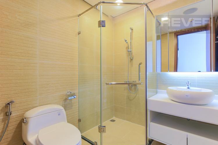 Phòng tắm 1 Căn hộ Vinhomes Central Park 2 phòng ngủ, tầng cao P6, đầy đủ nội thất