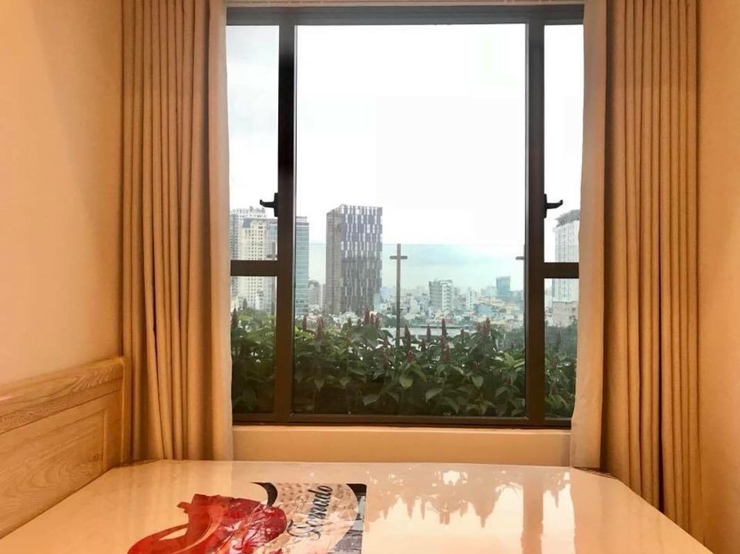 View Bán căn hộ officetel Rivergate Residence, tầng thấp, tháp B, đầy đủ nội thất, có ban công