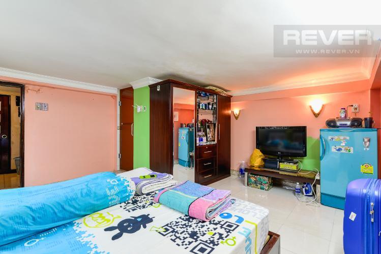 Phòng Ngủ 3 Nhà phố Đỗ Ngọc Thạnh Quận 5, 1 tầng, 3PN đầy đủ nội thất