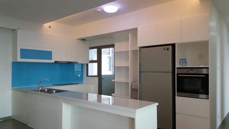 Phòng bếp căn hộ Riviera Point Căn hộ tầng cao Riviera Point nội thất đầy đủ, view thành phố sầm uất.