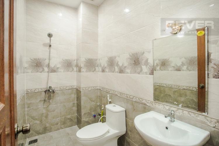 Phòng Tắm Tầng 3 Cho thuê nhà phố 3 tầng đường Thạnh Mỹ Lợi, Q2, đầy đủ nội thất, sổ đỏ chính chủ