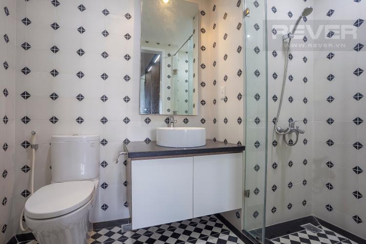 Phòng Tắm 1 Căn hộ Masteri Thảo Điền 3 phòng ngủ tầng cao T4 view sông