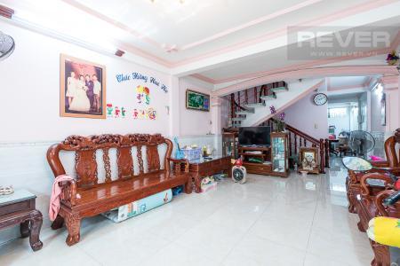 Bán nhà 3 tầng hẻm Nguyễn Xí, Bình Thạnh, DT 69m2, hướng Đông, cách Cầu Đỏ 100m
