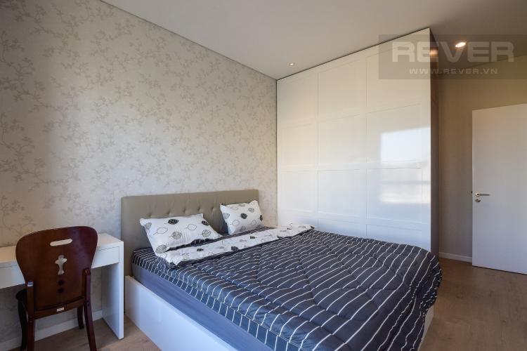 Phòng Ngủ 2 Cho thuê căn hộ Diamond Island - Đảo Kim Cương  2PN 2WC, đầy đủ nội thất, view hướng sông và nội khu