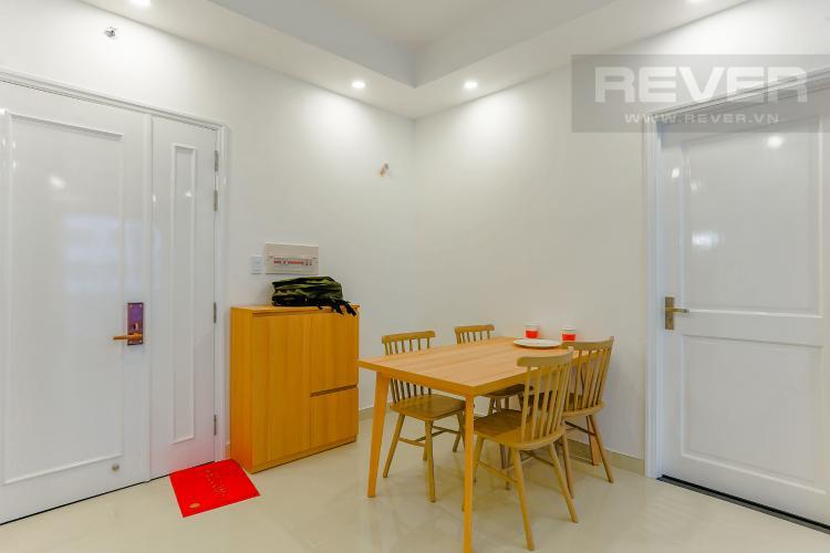 Phòng Ăn Căn hộ Florita 3 phòng ngủ tầng thấp view hồ bơi