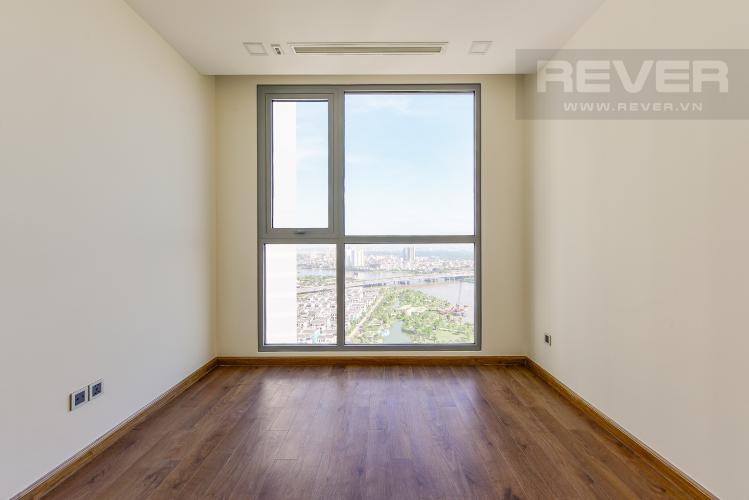 Phòng ngủ 3 Căn hộ Vinhomes Central Park 4 phòng ngủ tầng cao P2 view sông