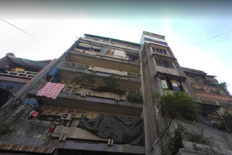Chung cư Cao Bá Nhạ, Quận 1 Căn hộ tầng thấp chung cư Cao Bá Nhạ nội thất cơ bản, 1 phòng ngủ.