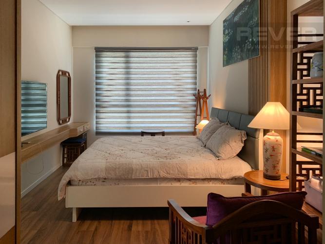 Phòng  Ngủ 2 Cho thuê căn hộ Diamond Island - Đảo Kim Cương, tháp Maldives, đầy đủ nội thất, view sông và Landmark 81