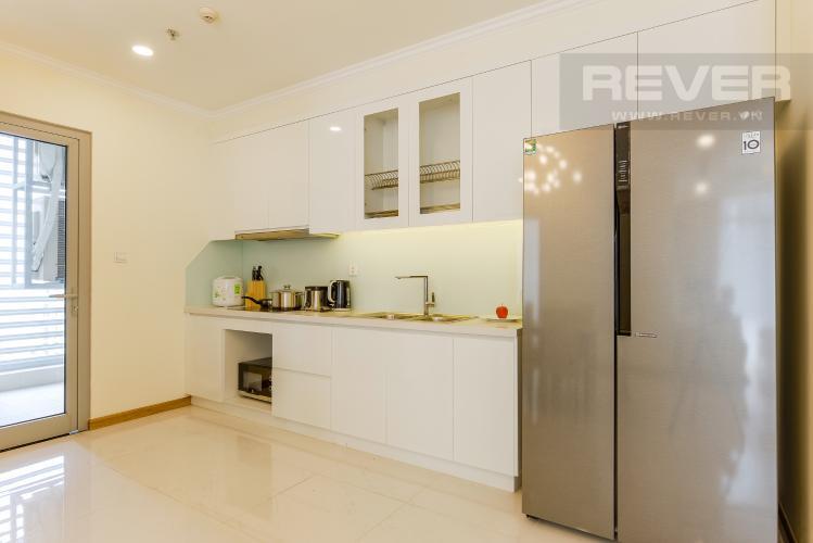 Bếp Căn hộ Vinhomes Central Park tầng cao, 3PN, đầy đủ nội thất