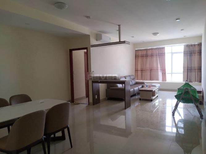 Phòng căn hộ Ngọc Phương Nam, Quận 8 Căn hộ Ngọc Phương Nam tầng 8, view thành phố sầm uất.