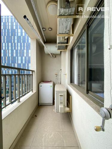 Ban công căn hộ ICON 56 Cho thuê căn hộ 3PN Icon 56, tầng 10, diện tích 88m2, đầy đủ nội thất