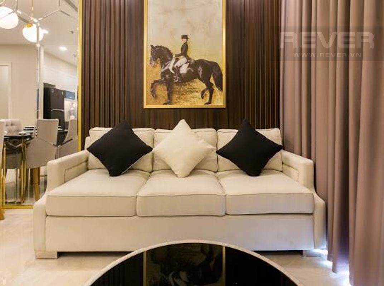7d9046289c757a2b2364 Cho thuê căn hộ Vinhomes Golden River 2PN, tầng cao, tháp The Aqua 2, đầy đủ nội thất, view sông và tháp Landmark 81